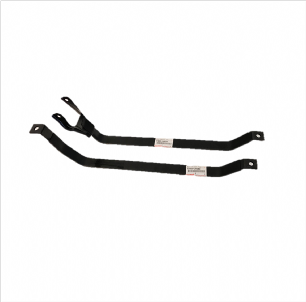 Genuine Toyota Fuel Tank Band Straps 77603-26070, 77601-26080